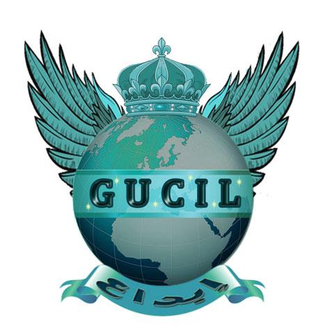 شعار الاتحاد العالمي للإبداع الفكري والأدبي